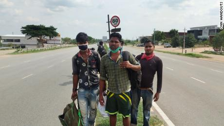 Over 10 agonizing days, this migrant worker walked and hitchhiked 1,250 miles home. India's lockdown left him no choice
