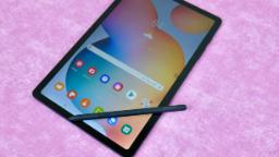 Samsung's Galaxy Tab S6 Lite took a slow and steady approach at winning our admiration