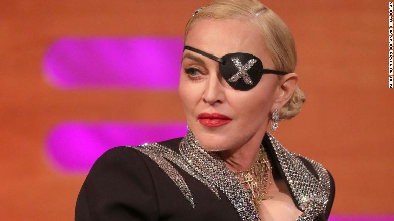 Madonna to direct biopic about her life