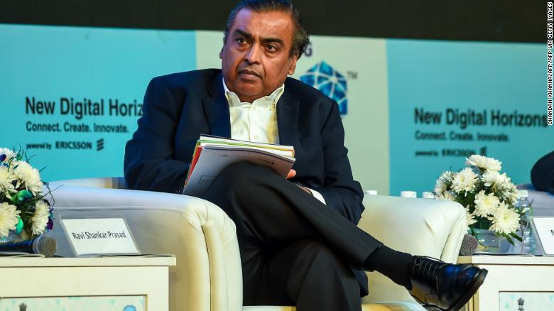 Asia's richest man wants to build the next tech giant