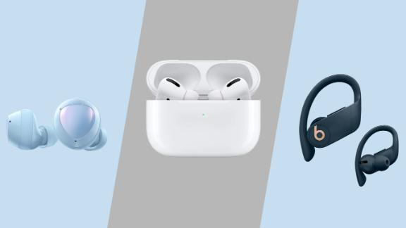 Best True Wireless Earbuds Airpods Pro Powerbeats Pro And Galaxy Buds