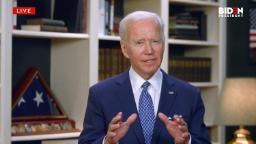 Joe Biden says he spoke with George Floyd's family