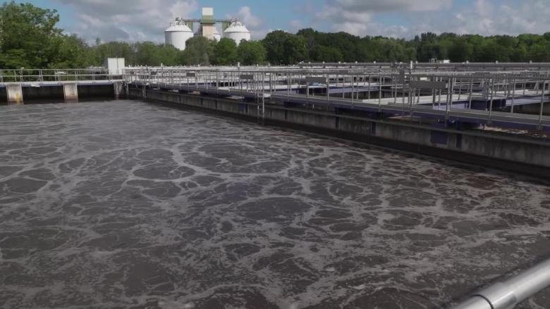 Germany excrement sewage coronavirus early detection Pleitgen pkg intl hnk vpx _00004514