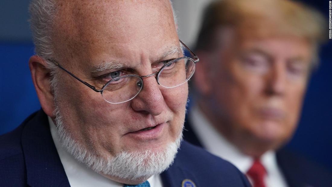 CDC director says no revised school guidelines despite Trump's push