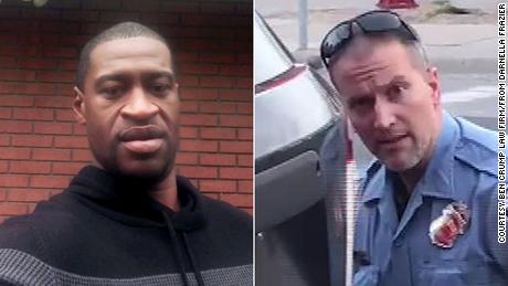 George Floyd und Derek Chauvin arbeiteten einmal überlappende Sicherheitsschichten im selben Nachtclub