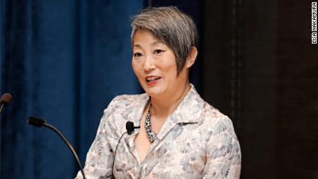 Lisa Nakamura is the director of the Digital Studies Institute at the University of Michigan, and has studied feminist theory and digital media theory.