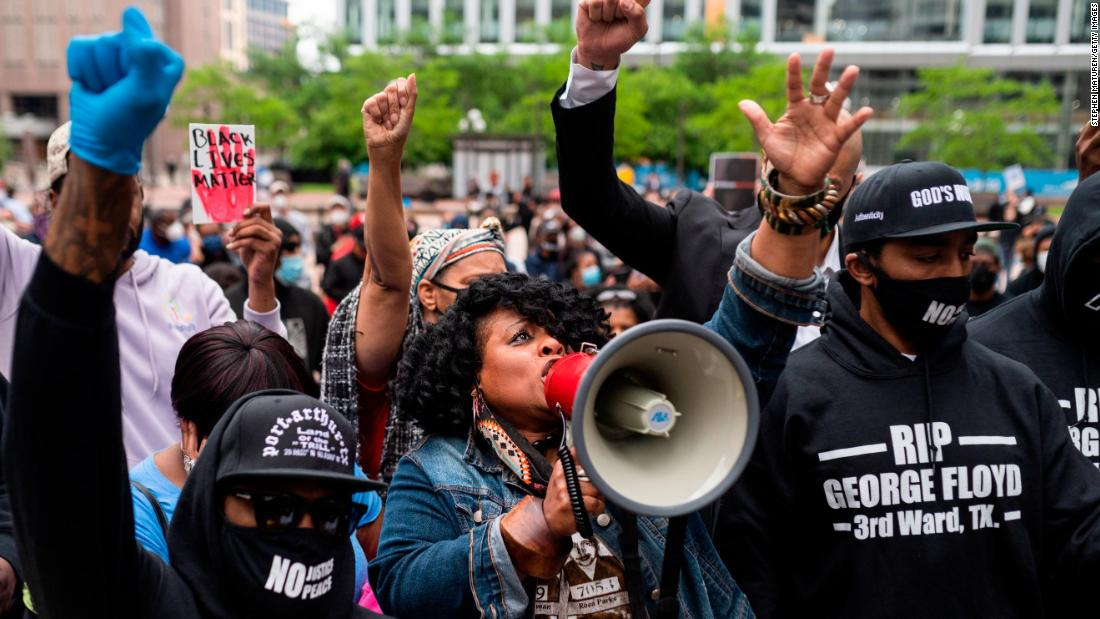 George Floyd protests spread nationwide: Live updates