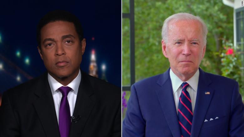 Joe Biden Says He Spoke With George Floyd S Family Cnnpolitics