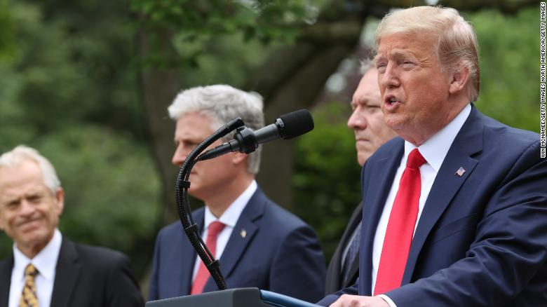Trump: US ending relationship with World Health Organization