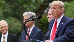 From AIDS to Covid-19: Trump's decades of spreading dangerous misinformation about disease outbreaks