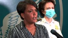 Atlanta mayor trying to strike 'tough balance' between criticizing police and supporting well-intentioned ones amid protests