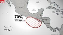 Central America faces major flood threat