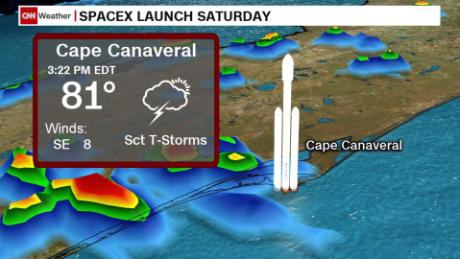 spacex nasa launch weather thunderstorms saturday_00000000.jpg