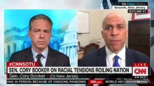 Booker calls for national police misconduct registry