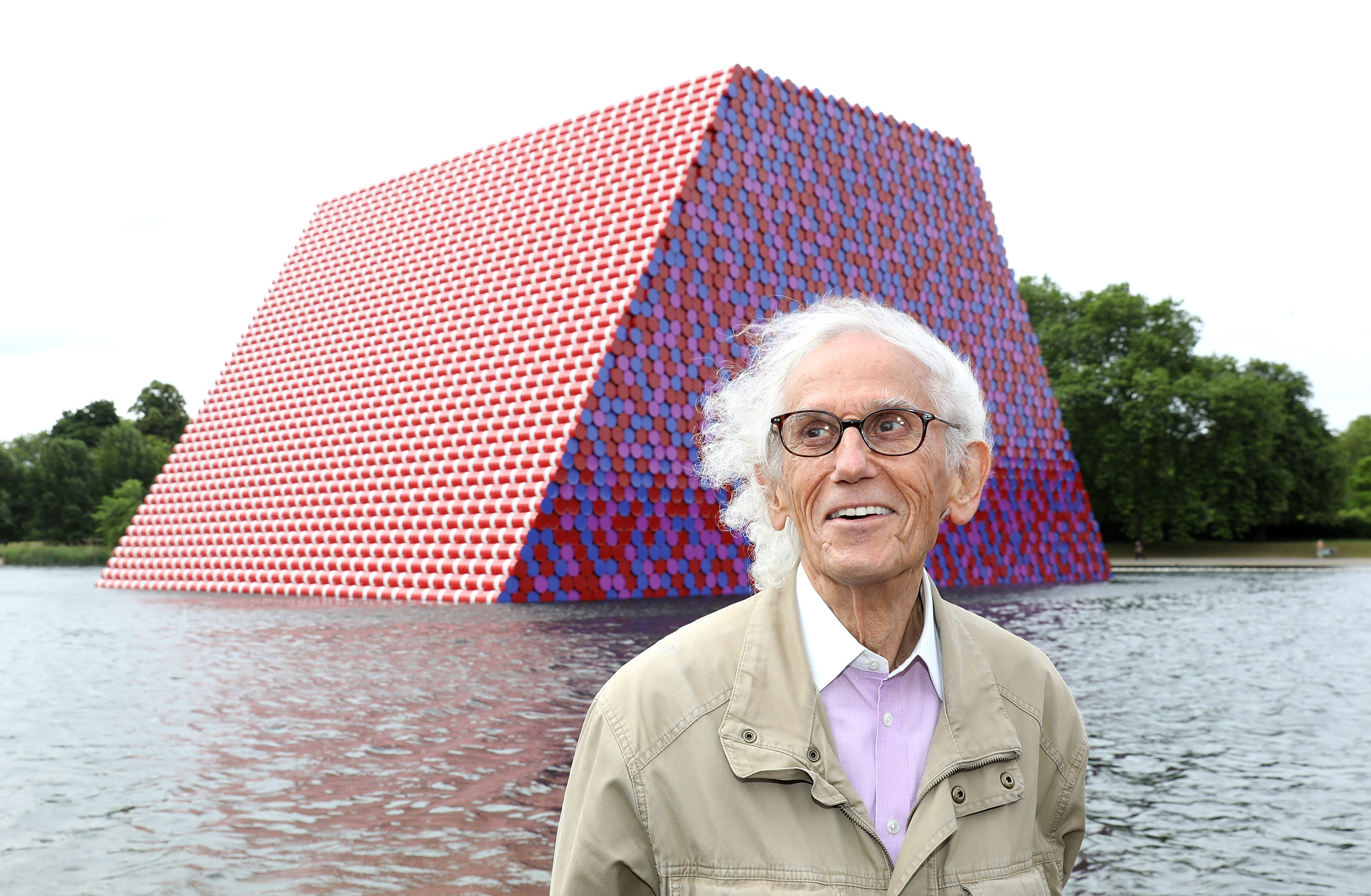 Christo: artist who made monumental art around the world, has died ...