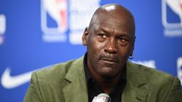 Michael Jordan says he is 'deeply saddened, truly pained and plain angry' about George Floyd's death