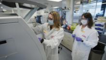 The first human trial of a potential antibody treatment for Covid-19 begins