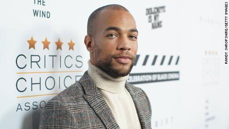 Kendrick Sampson spoke about his experience in multiple social media posts.