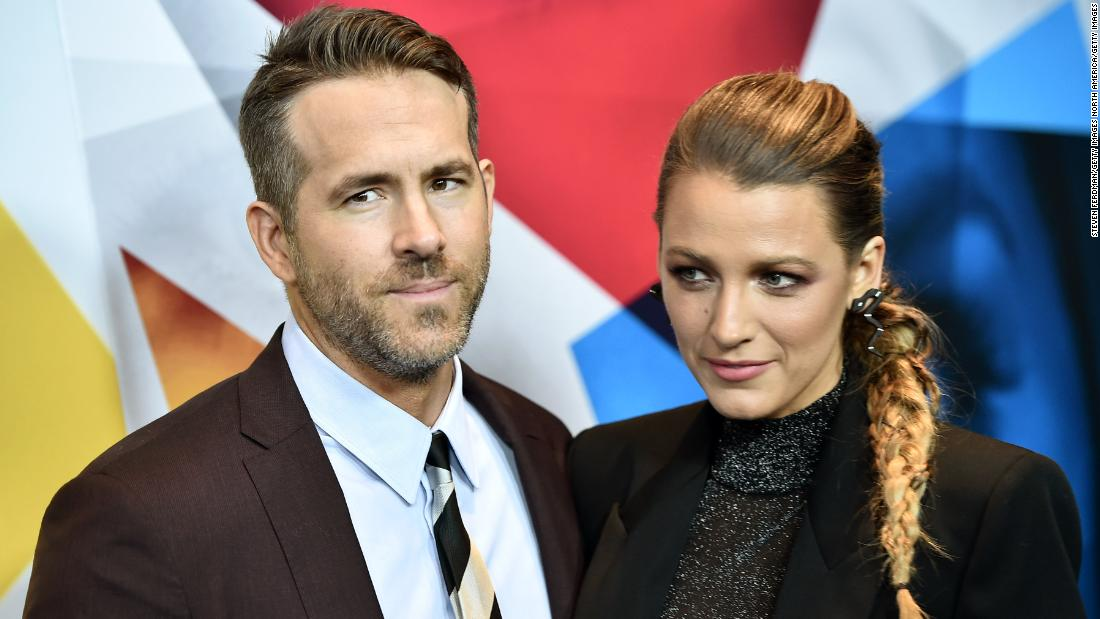 Ryan Reynolds and Blake Lively 'deeply and unreservedly sorry' for plantation wedding
