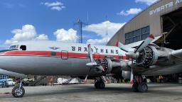 Historic plane to transport Thomas Waerner home to Norway after dog musher left stranded in Alaska