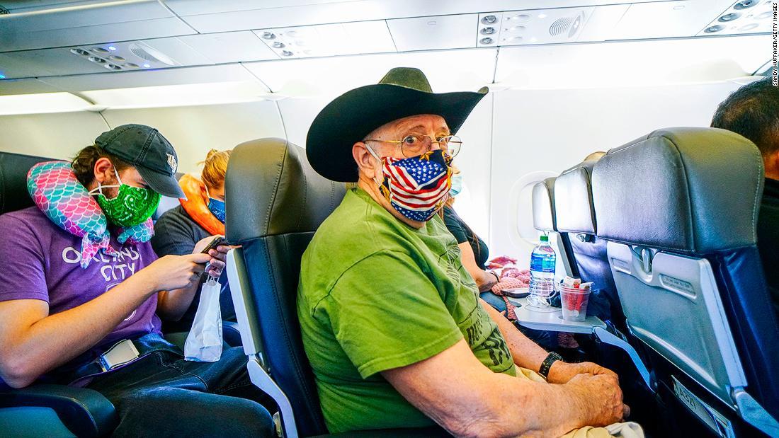 Coronavirus can spread on airplanes, studies show