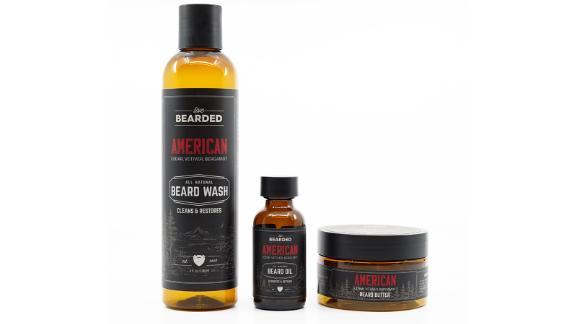 Live Bearded Beard Kit