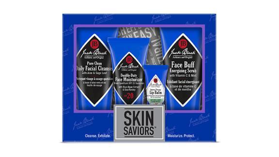 The Skin Saviors Set from Jack Black