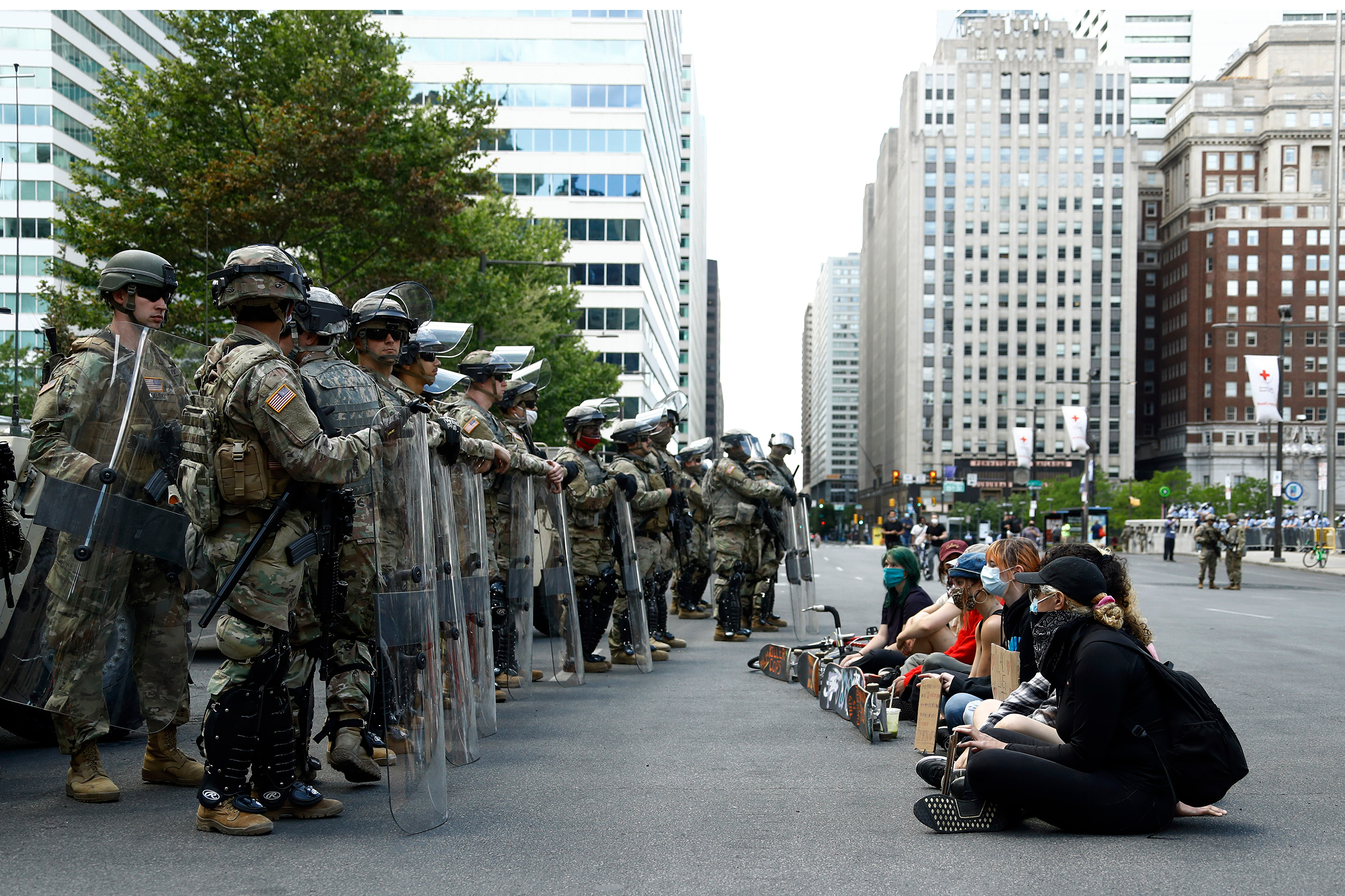 Martial Law Here S What Can And Can T Happen In The Us Cnn Video