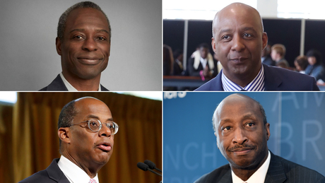 There are just four black CEOs of Fortune 500 companies. Here's how three are addressing the death of George Floyd