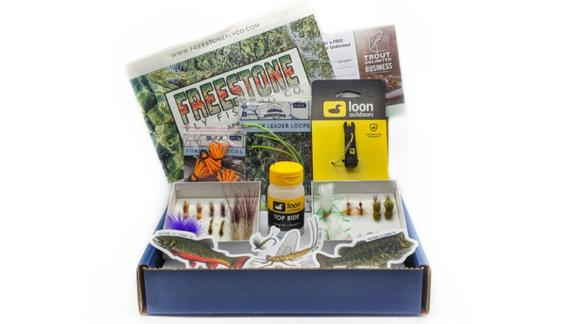 Freestone Fly Fishing Subscription
