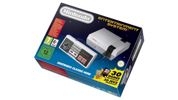 Nintendo Entertainment System, Classic Edition