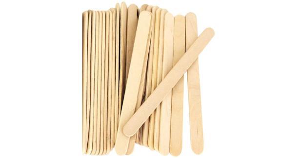 Acerich 200-Piece Craft Sticks
