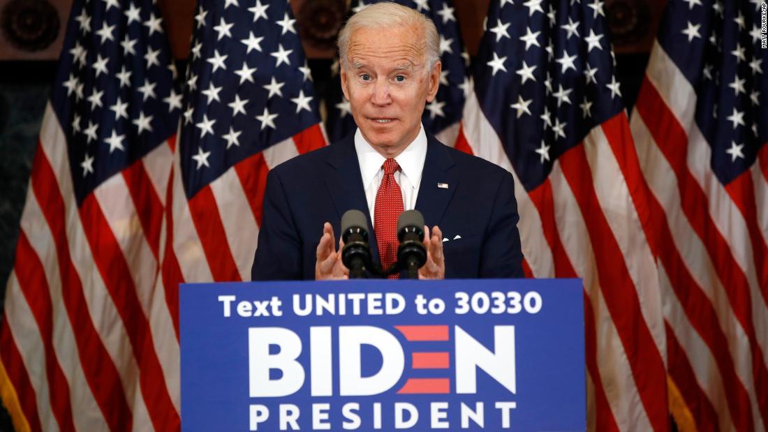 Biden campaign turns speech on nation's unrest into battleground digital ad