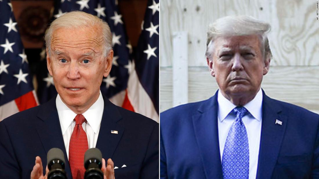 New polls show Joe Biden is winning suburbanites by a historic margin – CNN