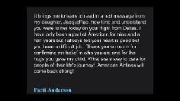 Black Southwest flight attendant's emotional conversation with white airline CEO