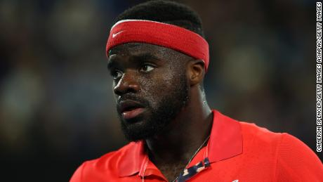 Frances Tiafoe on racism and protests in the US