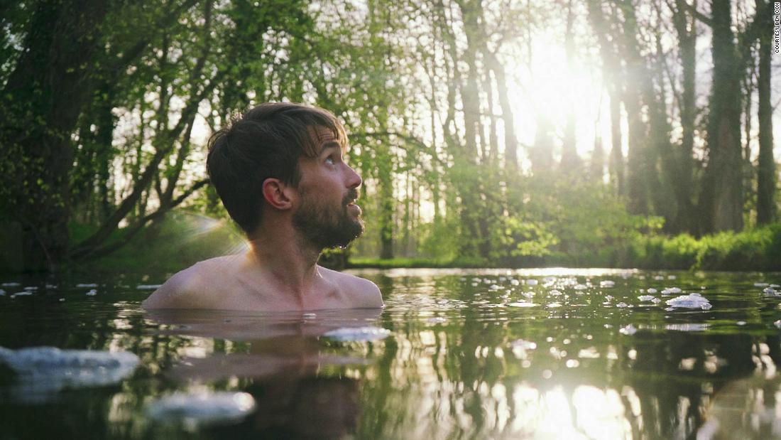 How wild swimming saved my life