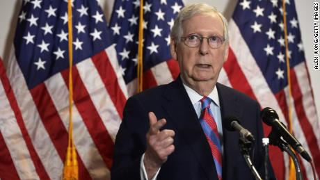 McConnell formally unveils $1 trillion Senate GOP stimulus proposal: 'The American people need more help'
