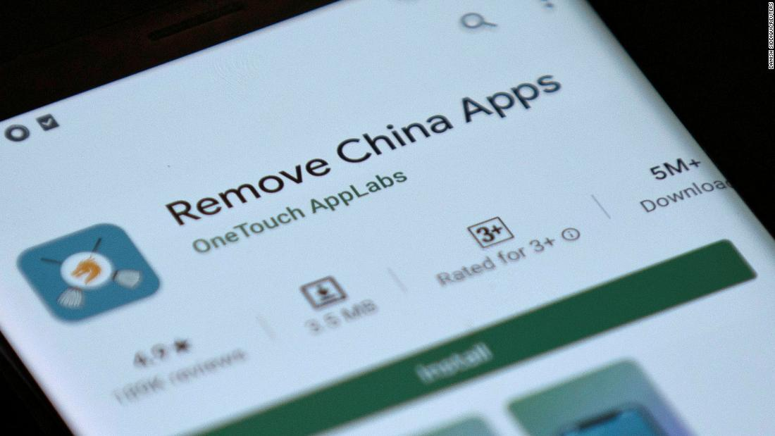 Remove China Apps: Google takes down smartphone app in India