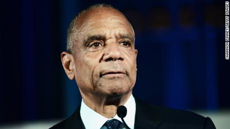 Former American Express CEO Ken Chenault