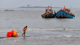 Cyclone Nisarga: Coronavirus patients evacuated ahead of worst storm to hit Mumbai in 70 years