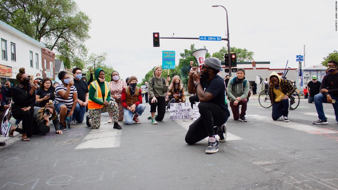 Across the country, young activists take different approaches in the name of justice for George Floyd