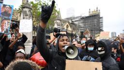 Stars support John Boyega following rousing Black Lives Matter speech