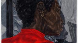 'Skin is a terrain': Nigerian-American artist Toyin Ojih Odutola on drawing intricate portraits of black life
