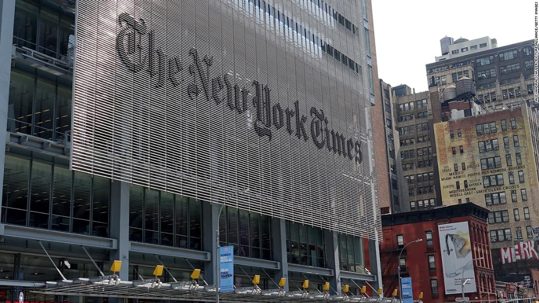 The New York Times won't run controversial op-ed in print after uproar