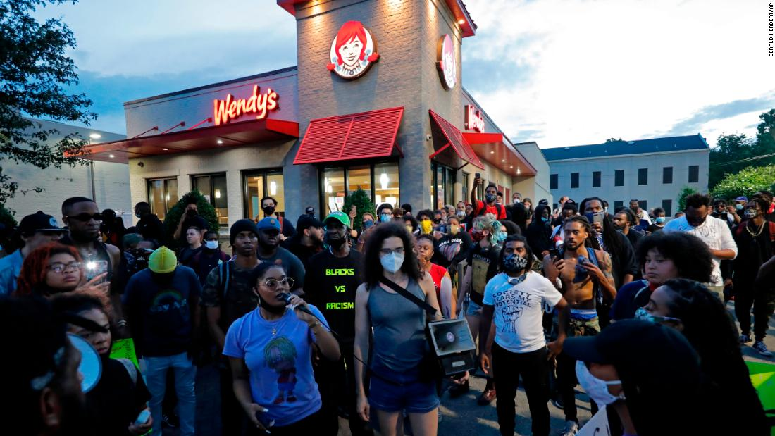 Wendy's shows support for Black Lives Matter after getting raked over the coals for a franchisee's donation