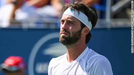 Nikoloz Basilashvili is the first Georgian to win an ATP Tour title.