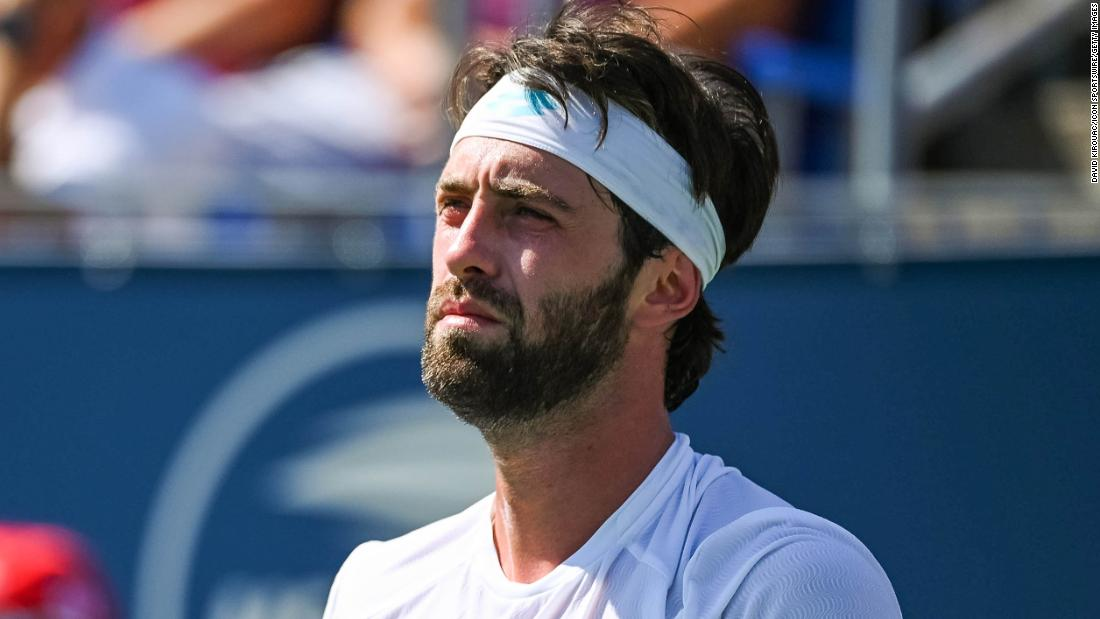 Tennis star Nikoloz Basilashvili charged with assaulting ex-wife - CNN
