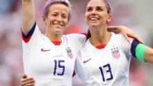Germania și Statele Unite deschid calea pentru o perioadă crucială pentru fotbalul feminin