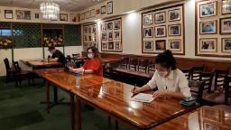 Hong Kong restaurant group's Covid-19 bible sweeps the world